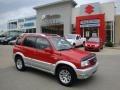 Racy Red 2004 Suzuki Grand Vitara EX 4WD
