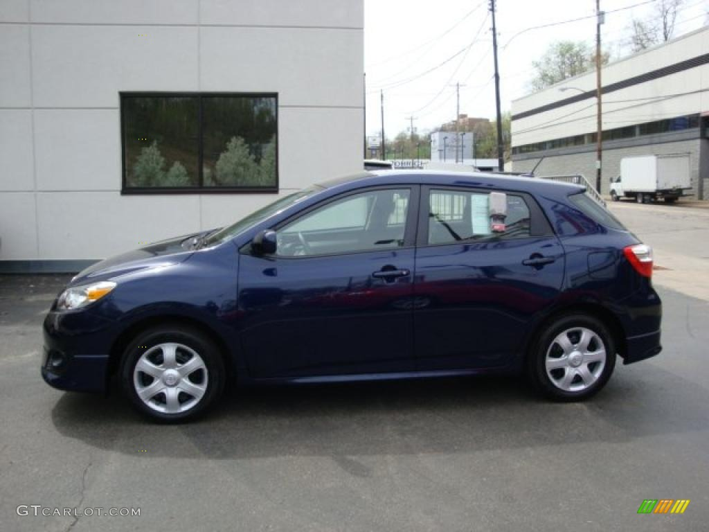 2009 toyota matrix reviews pictures and prices us autos post. Black Bedroom Furniture Sets. Home Design Ideas
