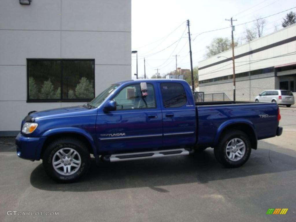 2006 spectra blue mica toyota tundra limited access cab. Black Bedroom Furniture Sets. Home Design Ideas