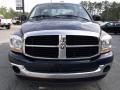 2006 Patriot Blue Pearl Dodge Ram 1500 SLT Quad Cab  photo #3