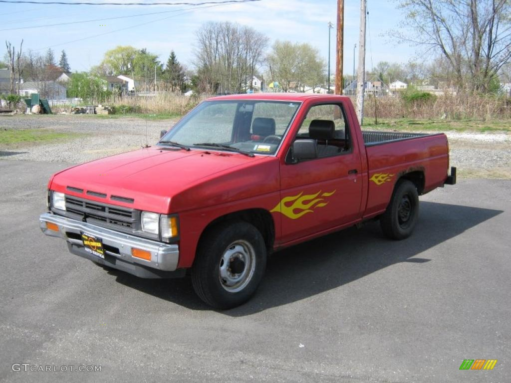 1992 Hardbody Truck Regular Cab