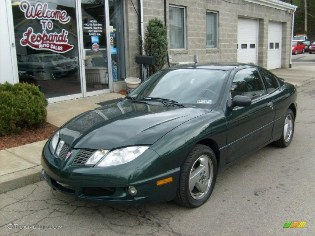 2003 polo green metallic pontiac sunfire 28312628 gtcarlot com car color galleries gtcarlot com
