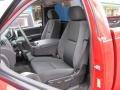 2009 Victory Red Chevrolet Silverado 1500 LT Regular Cab  photo #7