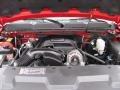 2009 Victory Red Chevrolet Silverado 1500 LT Regular Cab  photo #9