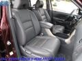 2007 Dark Cherry Pearl Honda Pilot EX-L 4WD  photo #17
