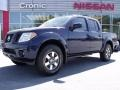Navy Blue - Frontier Pro-4X Crew Cab 4x4 Photo No. 1