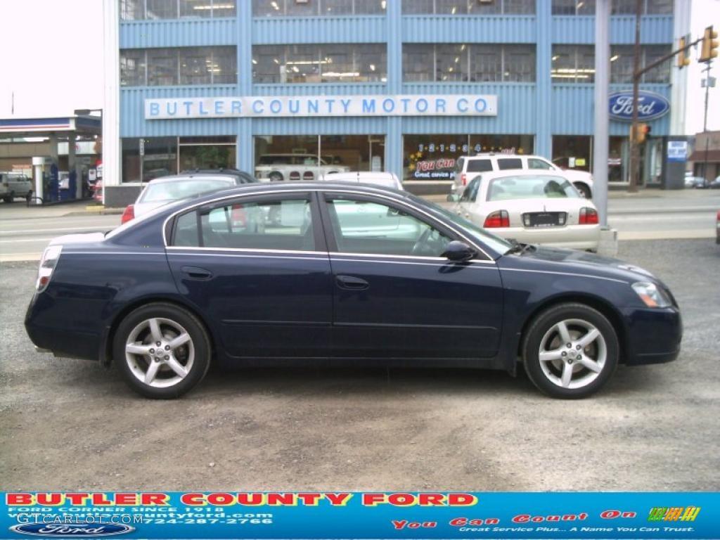 2006 majestic blue metallic nissan altima 3 5 se 28312362 car color galleries. Black Bedroom Furniture Sets. Home Design Ideas