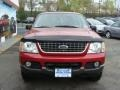 2003 Redfire Metallic Ford Explorer XLT 4x4  photo #2
