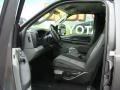 2004 Dark Shadow Grey Metallic Ford F250 Super Duty XLT Crew Cab 4x4  photo #7