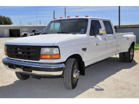 93 ford f350 dually specs