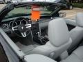 2007 Black Ford Mustang GT Premium Convertible  photo #8