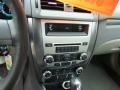 2010 Smokestone Metallic Ford Fusion SEL  photo #9