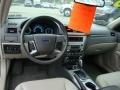 2010 Smokestone Metallic Ford Fusion SEL  photo #13