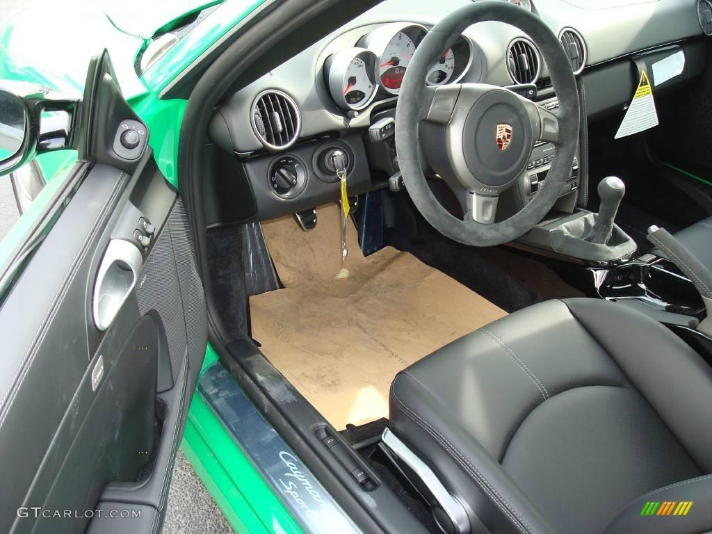 2008 green porsche cayman s sport 2824777 photo 11 car color galleries. Black Bedroom Furniture Sets. Home Design Ideas