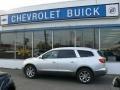 2010 Quicksilver Metallic Buick Enclave CXL AWD  photo #1
