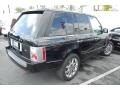 2007 Java Black Pearl Land Rover Range Rover HSE  photo #6