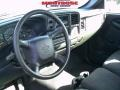 2002 Light Pewter Metallic Chevrolet Silverado 1500 Work Truck Regular Cab  photo #8