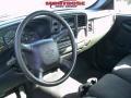 2002 Light Pewter Metallic Chevrolet Silverado 1500 Work Truck Regular Cab  photo #21