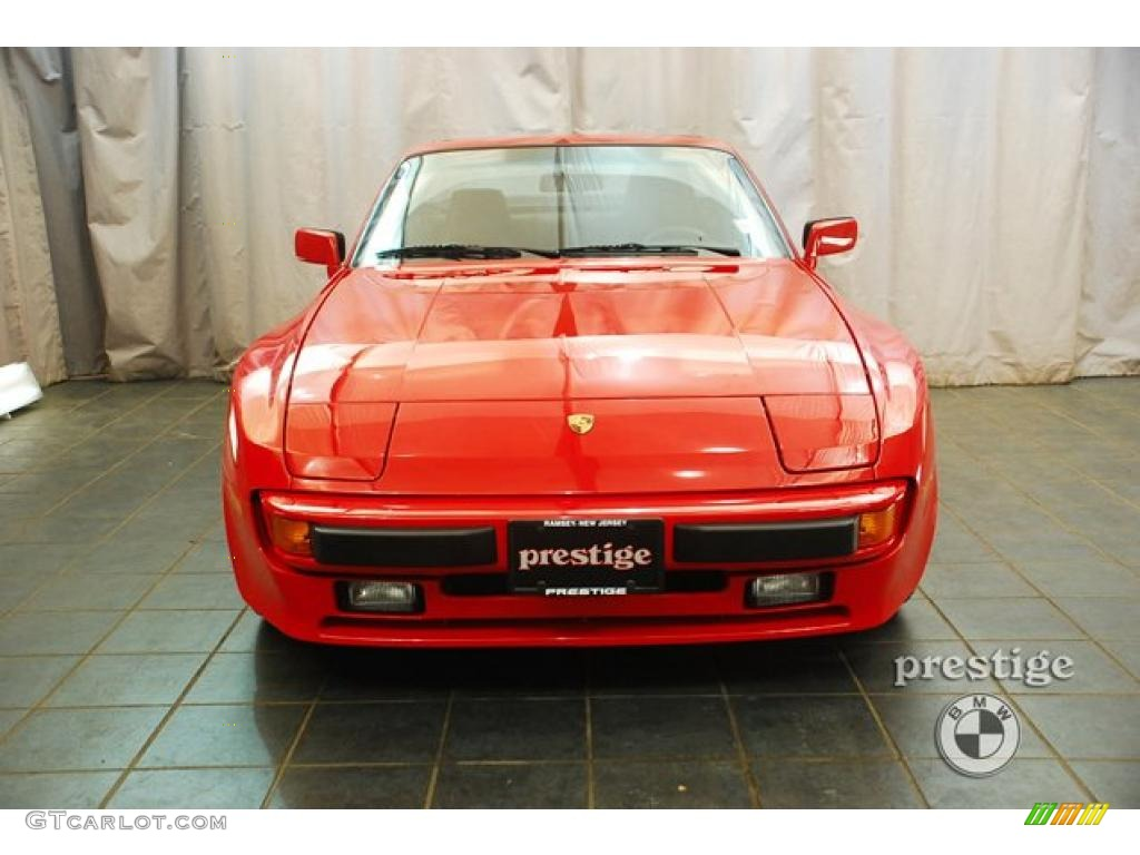 1986 Guards Red Porsche 944 28402651 Photo 7 Car Color Galleries