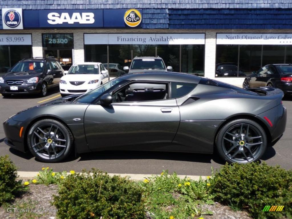 2010 carbon gray lotus evora coupe 28403236 car color galleries. Black Bedroom Furniture Sets. Home Design Ideas