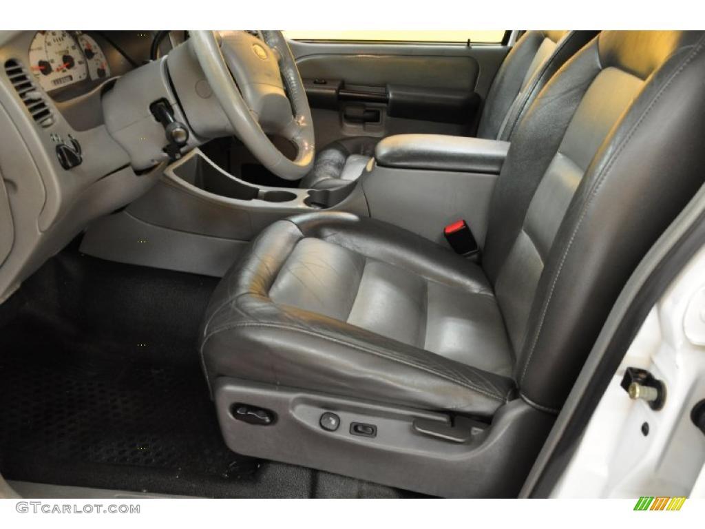 2003 Oxford White Ford Explorer Sport Trac XLT 4x4 28461832 Photo 12 GTCa