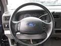 2003 True Blue Metallic Ford F250 Super Duty XLT SuperCab 4x4  photo #29