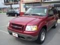 2003 Redfire Metallic Ford Explorer Sport XLS  photo #2