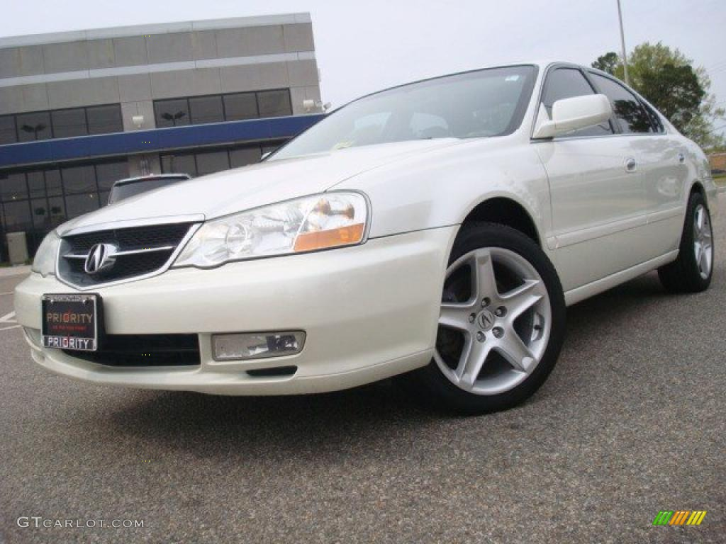 2003 white diamond pearl acura tl 3 2 type s 28527372. Black Bedroom Furniture Sets. Home Design Ideas