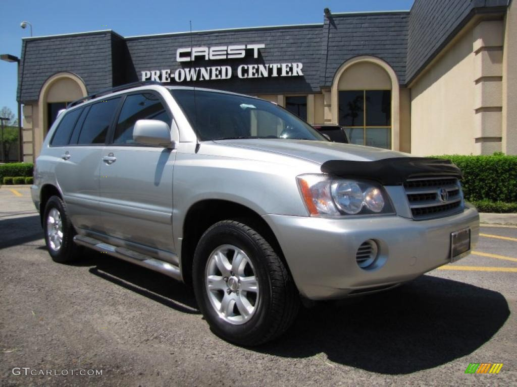 Toyota Highlander Touch Up Paint