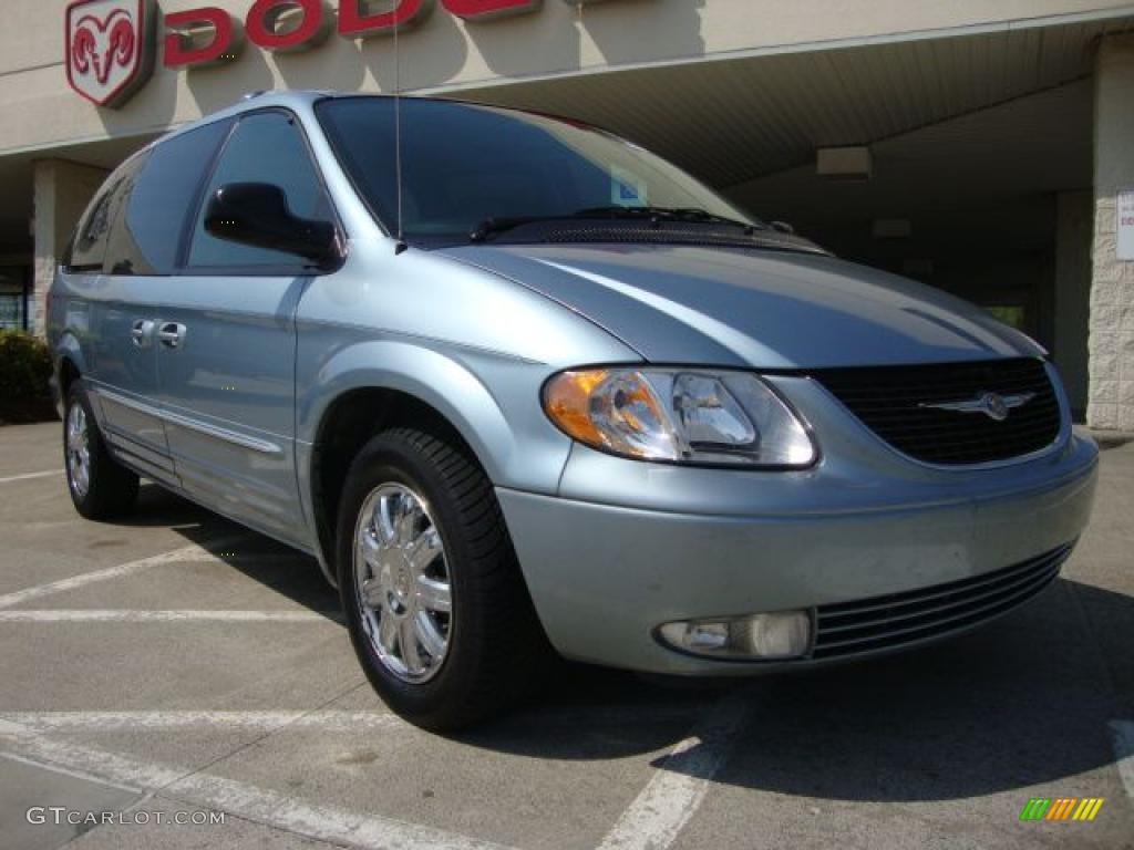 2004 butane blue pearlcoat chrysler town country limited 28527928 car color. Black Bedroom Furniture Sets. Home Design Ideas