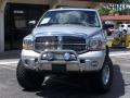 2006 Bright Silver Metallic Dodge Ram 1500 Laramie Mega Cab 4x4  photo #5