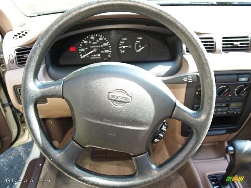 1997 Nissan Sentra Interior Photos Gxe Manual Platinum Gold Metallic 28527298