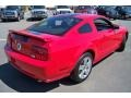 2007 Torch Red Ford Mustang GT Premium Coupe  photo #5