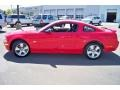 2007 Torch Red Ford Mustang GT Premium Coupe  photo #8