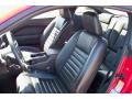 2007 Torch Red Ford Mustang GT Premium Coupe  photo #12