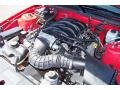 2007 Torch Red Ford Mustang GT Premium Coupe  photo #22