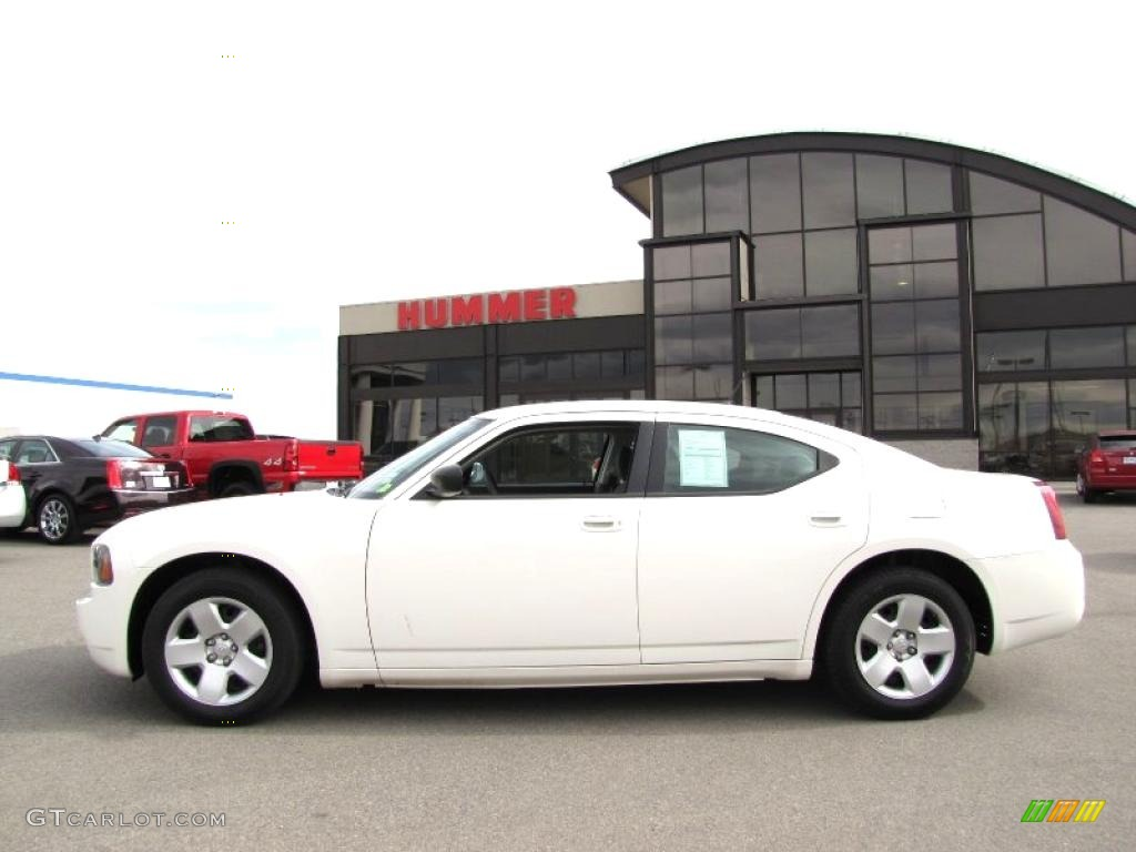 stone white dodge charger - White Dodge Charger