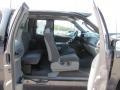 2003 Dark Shadow Grey Metallic Ford F250 Super Duty XLT SuperCab 4x4  photo #11