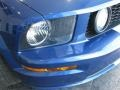2007 Vista Blue Metallic Ford Mustang GT Premium Coupe  photo #5
