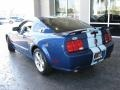 2007 Vista Blue Metallic Ford Mustang GT Premium Coupe  photo #7