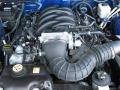 2007 Vista Blue Metallic Ford Mustang GT Premium Coupe  photo #28