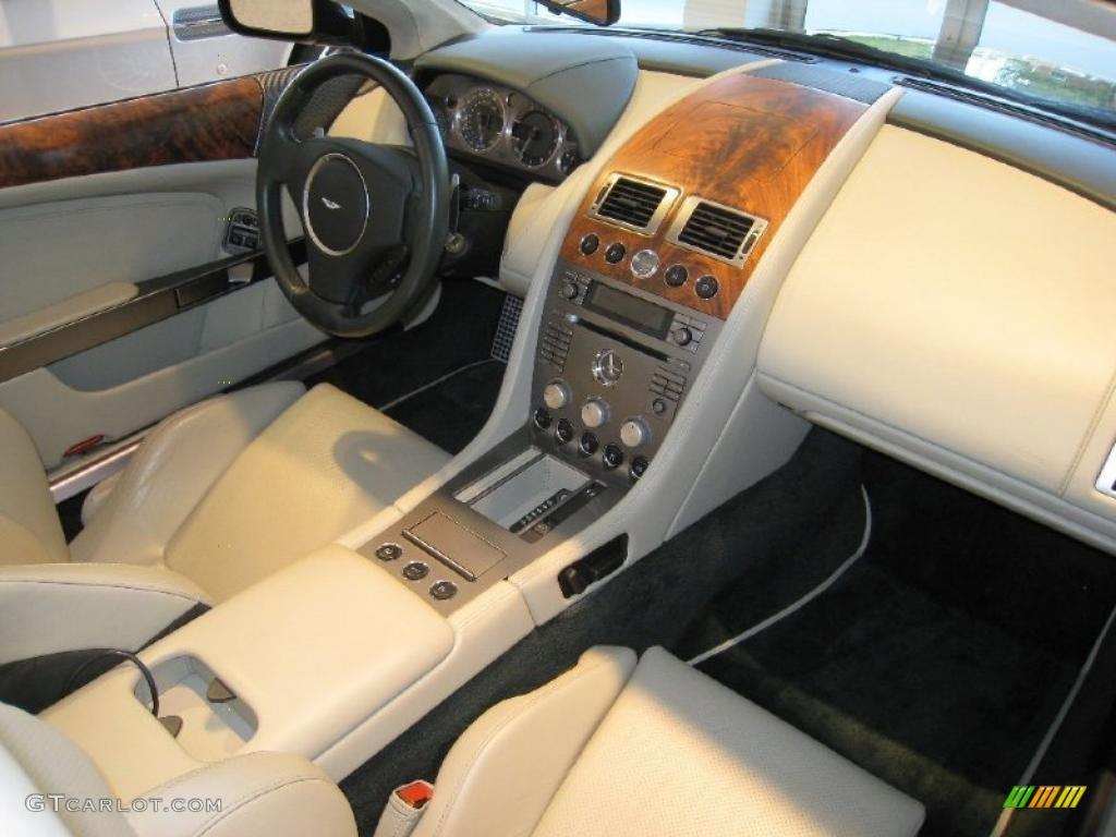 2006 california sage aston martin db9 volante 28594725 for Aston martin db9 interior