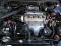 2002 Eternal Blue Pearl Honda Accord EX Coupe  photo #9