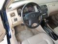2002 Eternal Blue Pearl Honda Accord EX Coupe  photo #12
