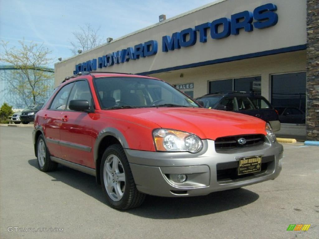 2004 san remo red subaru impreza outback sport wagon 28595303 2004 impreza outback sport wagon san remo red gray photo 1 vanachro Gallery