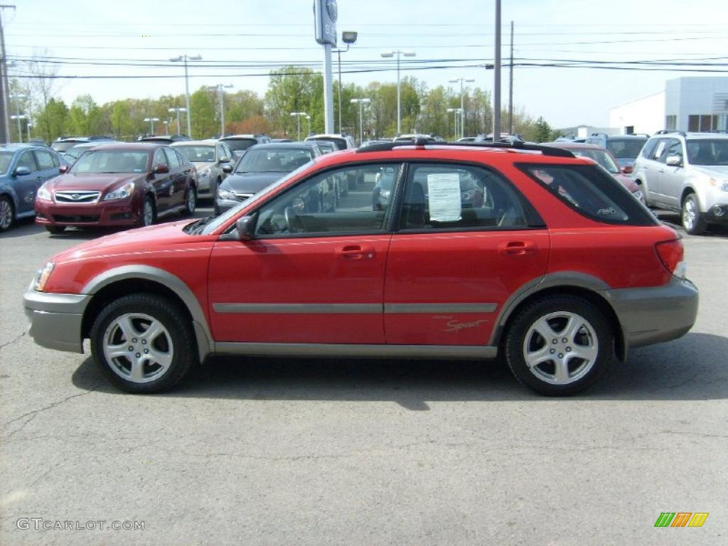 2004 san remo red subaru impreza outback sport wagon 28595303 2004 impreza outback sport wagon san remo red gray photo 4 vanachro Gallery