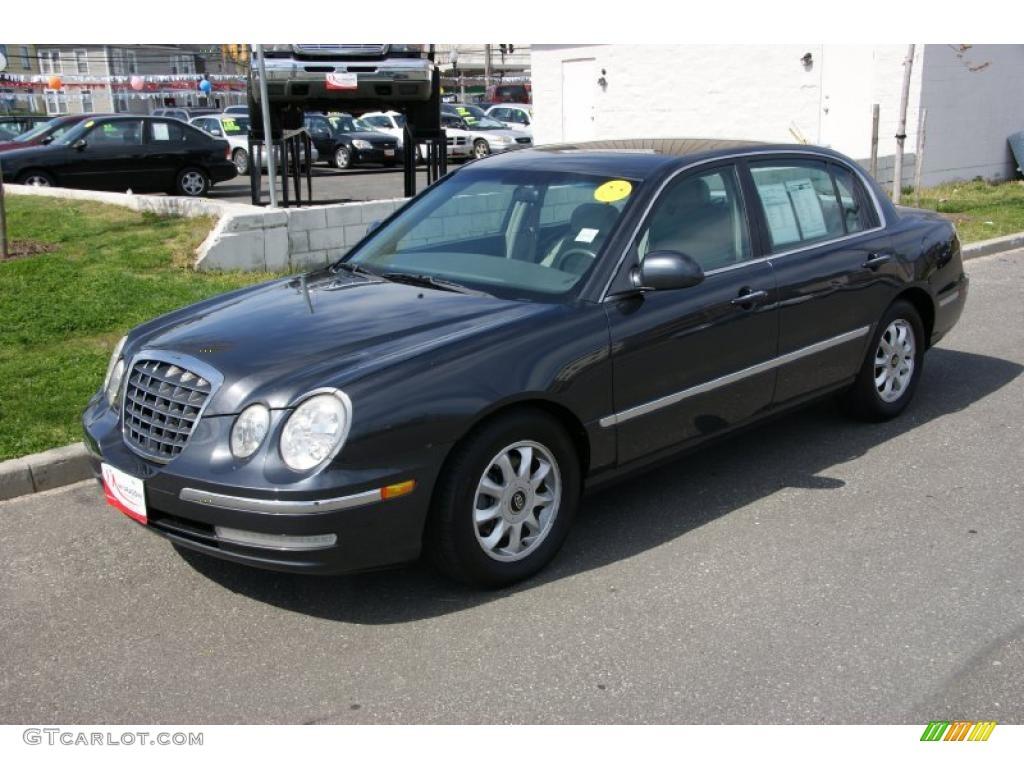 2004 carbon gray kia amanti 28594957 car. Black Bedroom Furniture Sets. Home Design Ideas