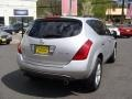 2007 Brilliant Silver Metallic Nissan Murano SL AWD  photo #5