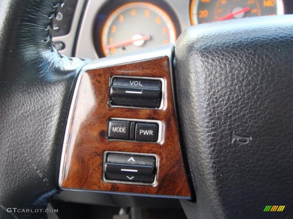 2007 Murano SL AWD - Brilliant Silver Metallic / Charcoal photo #23