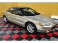 2001 Champagne Pearlcoat Chrysler Sebring LXi Convertible  photo #1